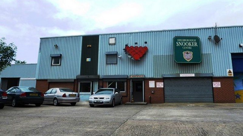 Crosthwaite Commercial has sold The Hillsborough Snooker Centre