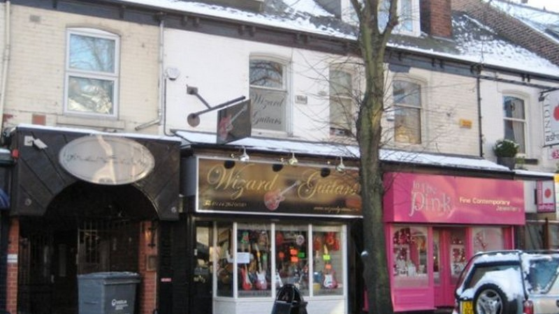 Prime Shop Investment For Sale on Ecclesall Road in Sheffield