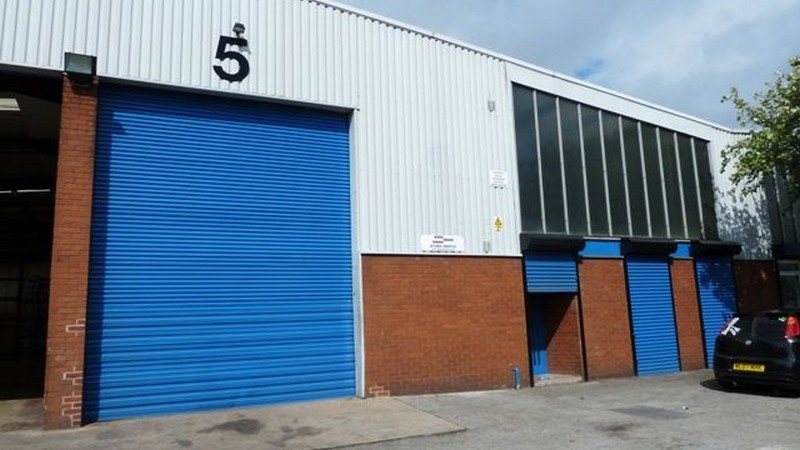 Varying sizes of Industrial/Warehouse Units to Let