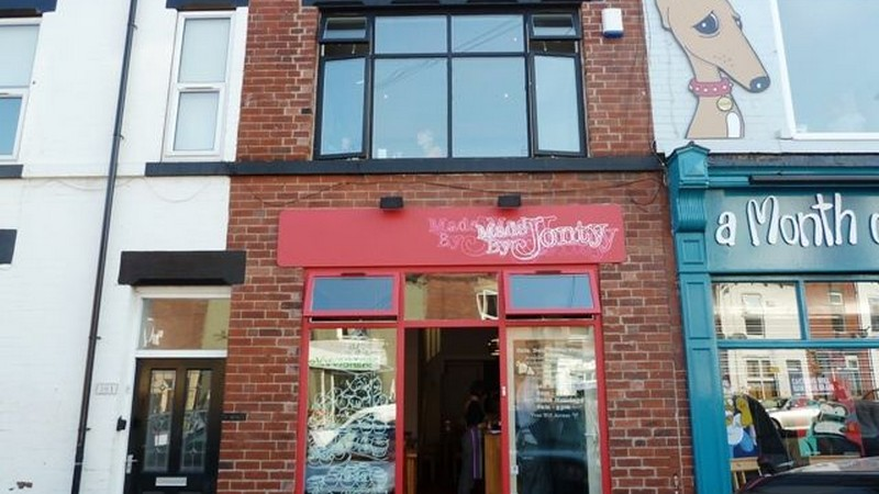 Another Investment to sell on Sharrow Vale Road