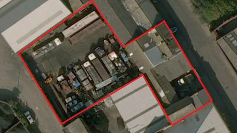 Large Yard with Offices & Workshop in Attercliffe For Sale