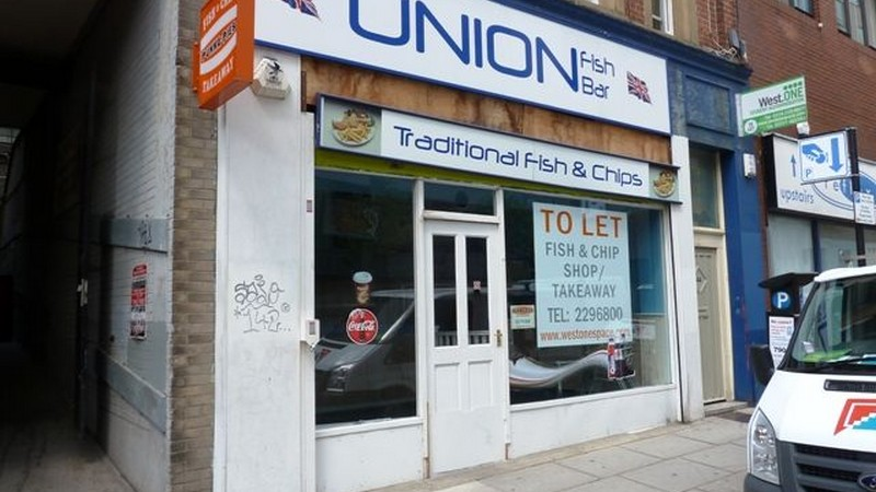 City Centre Chippy To Let!