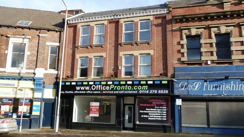 West Bar Office/Retail Building Comes To Market