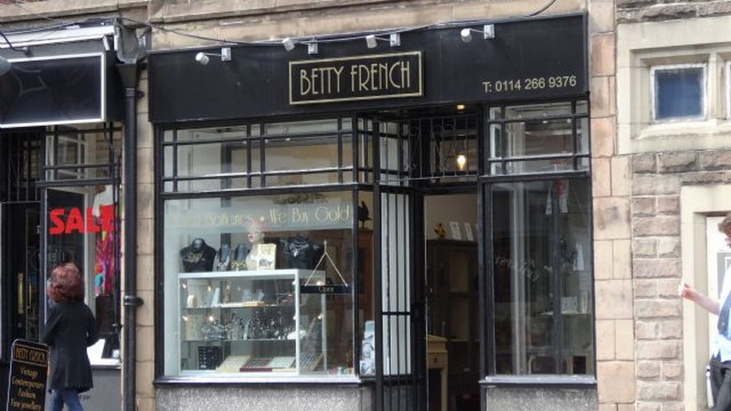 Betty French Jewellery opening in Broomhill