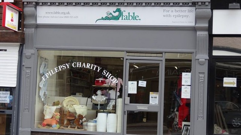 Charity Shop Letting in Broomhill