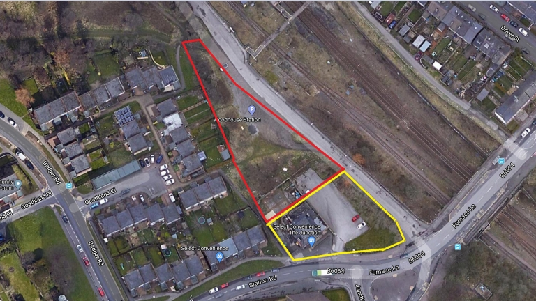 Residential Development Opportunity in Woodhouse For Sale