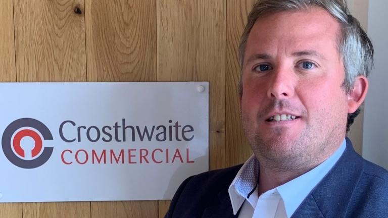 Tom Shelton joins Crosthwaite Commercial Today