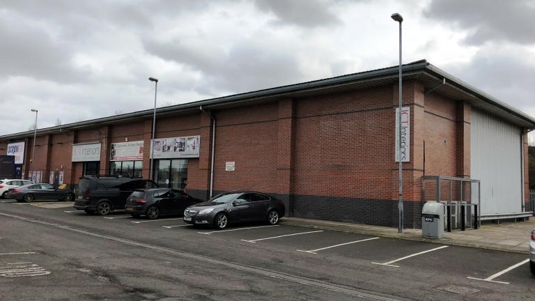 Unit 2A Sprotbrough Retail Park