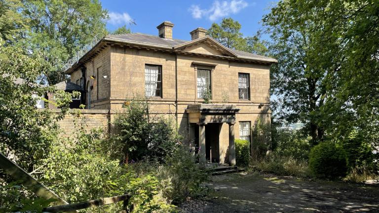 Carrwood House
